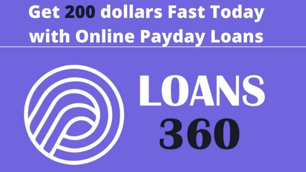 $200 Payday Loans