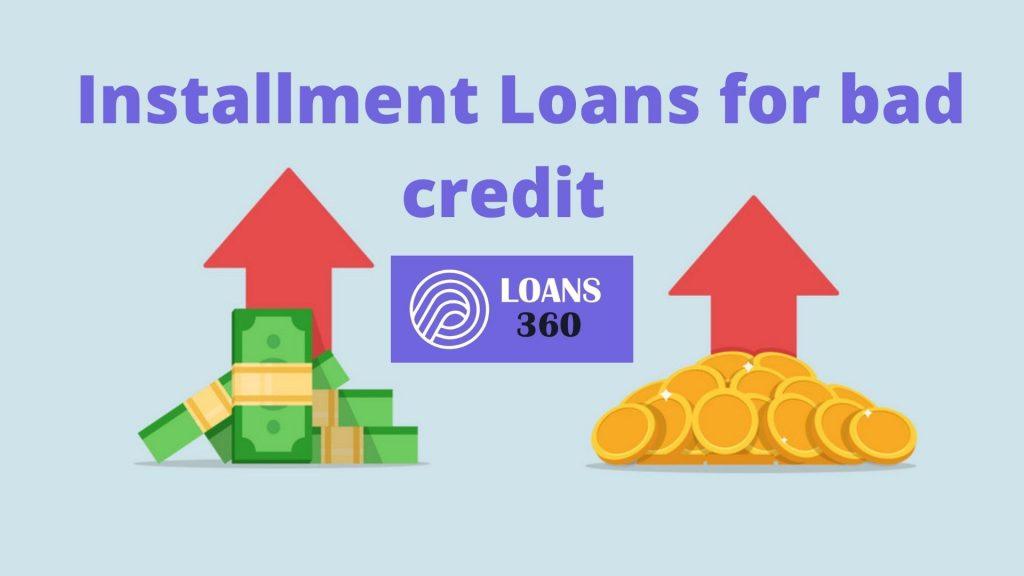 Bad Credit Installment Loan