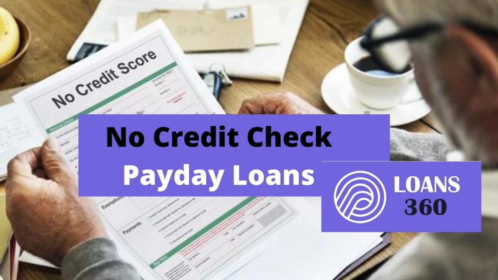 Small Payday Loans Online No Credit Check