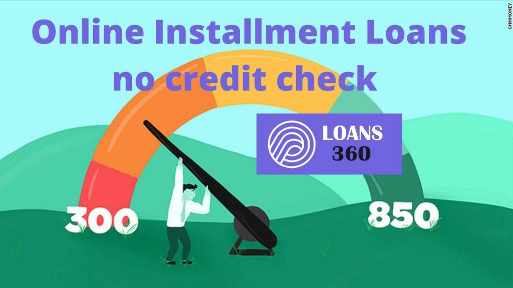installment loans online no credit check