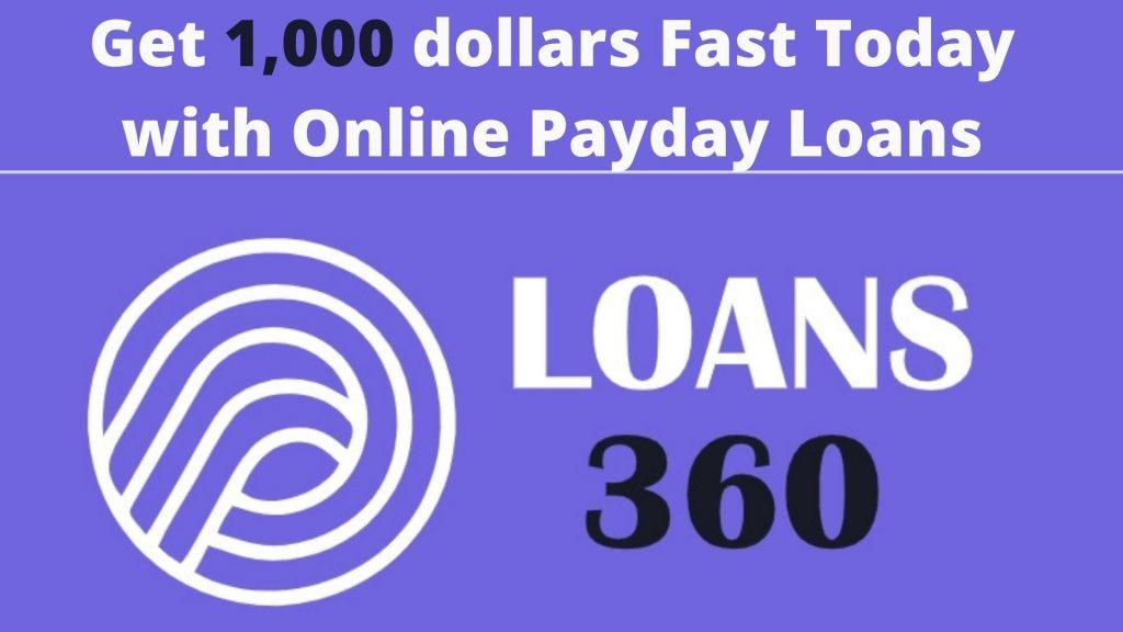100 dollar loan online now