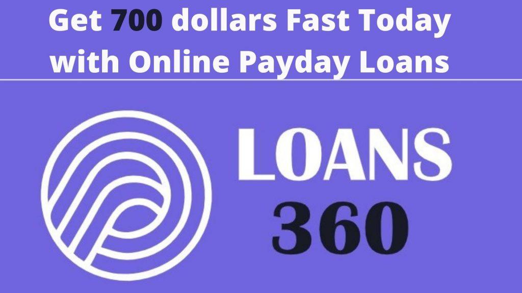 $700 loan